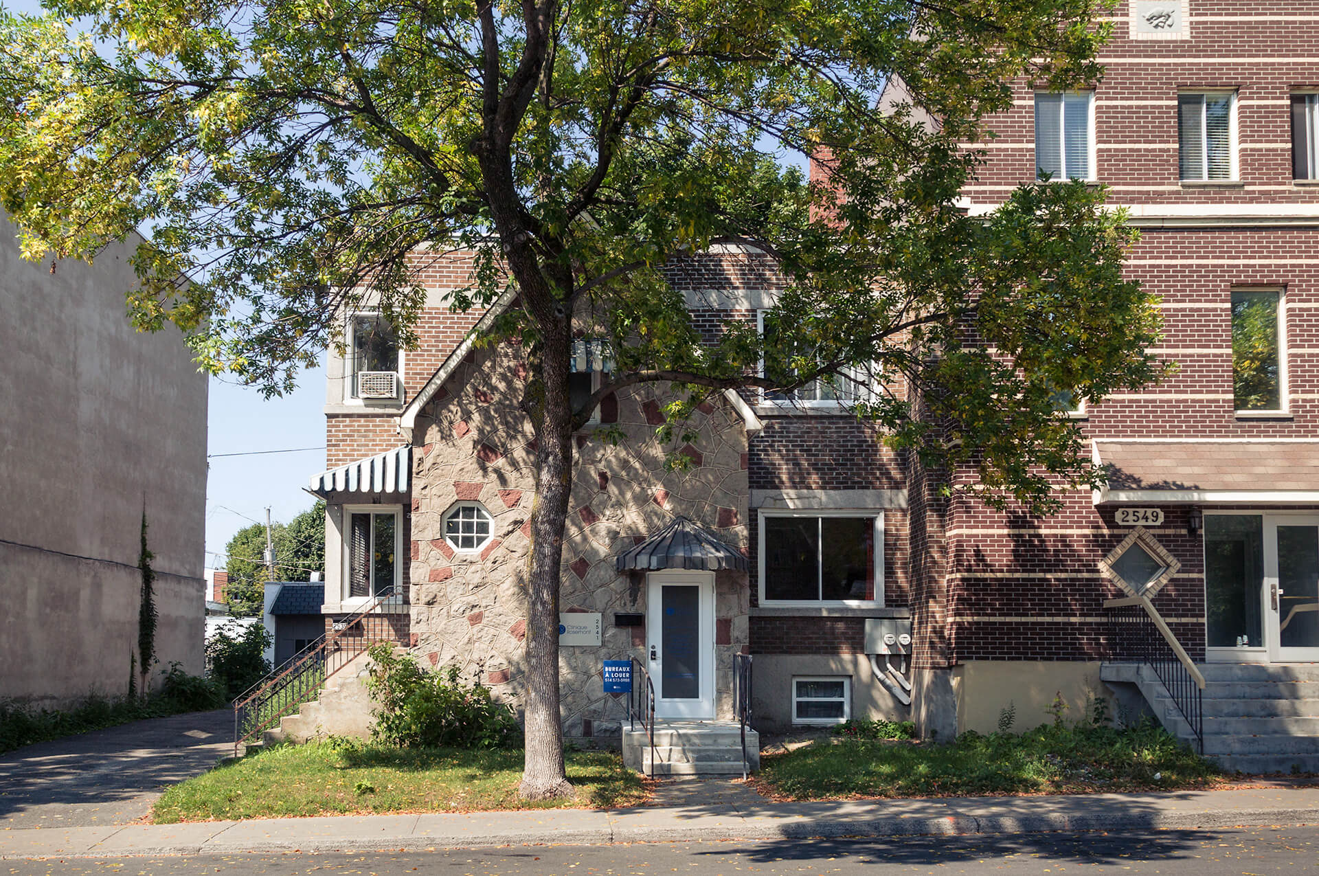 Clinique Rosemont, Montrea, Boulevard Rosemont